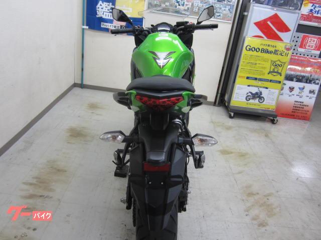 カワサキ Ninja 400SE ワンオーナーの画像(広島県