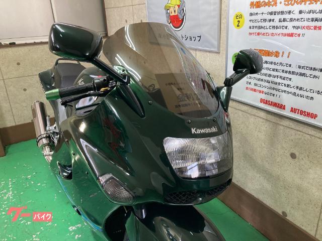 カワサキ ZZ-R1100の画像(広島県