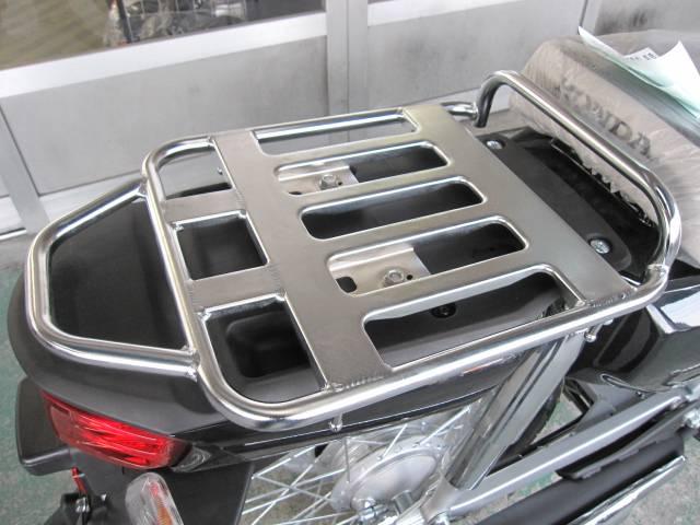 ホンダ スーパーカブ50 新車 インジェクション 四角ライトモデルの画像(岡山県