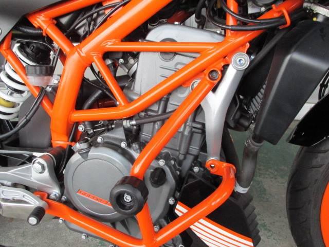 KTM 390デューク  ABS 日本仕様車両 GooBike鑑定車の画像(岡山県