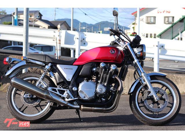 ホンダ CB1100 レッド スキッドパッド付きの画像(岡山県