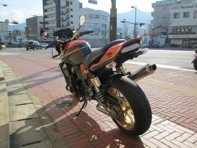 カワサキ ZRX1200 DAEG ゲイルスピードホイール付きの画像(広島県
