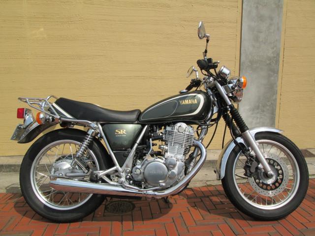 ヤマハ SR400の画像(広島県