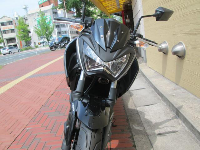 カワサキ Z250 ABSの画像(広島県