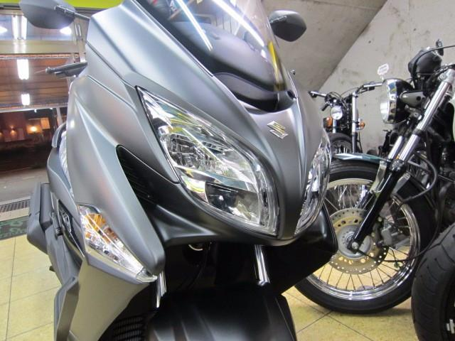 スズキ バーグマン400 ニューモデルの画像(広島県