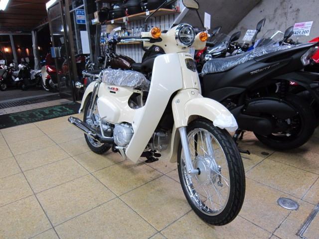 ホンダ スーパーカブ110 日本製の画像(広島県