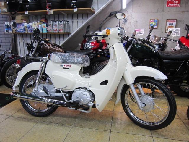 スーパーカブ110 日本製