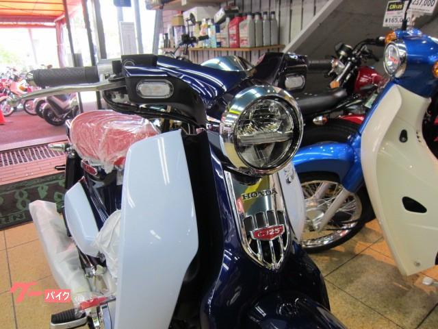 ホンダ スーパーカブC125の画像(広島県