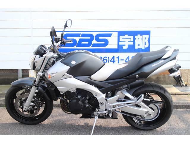 スズキ GSR400 ABSの画像(山口県