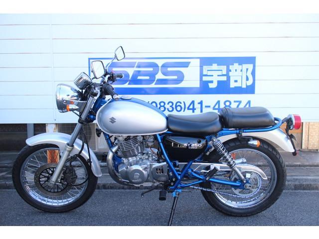 スズキ ST250 Eタイプの画像(山口県