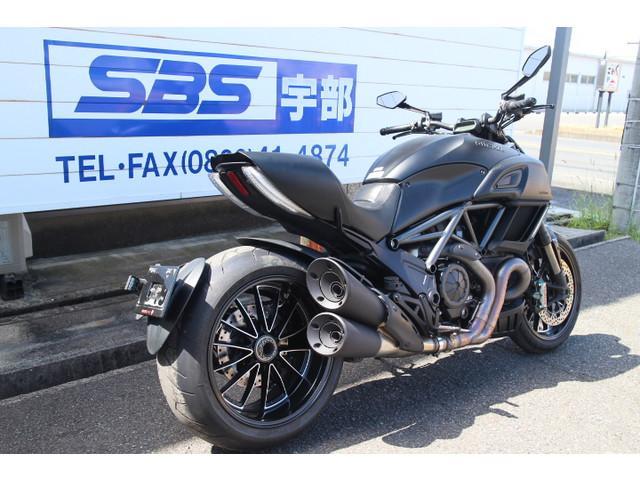 DUCATI ディアベル グーバイク鑑定車の画像(山口県