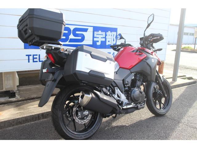 スズキ V-ストローム250の画像(山口県