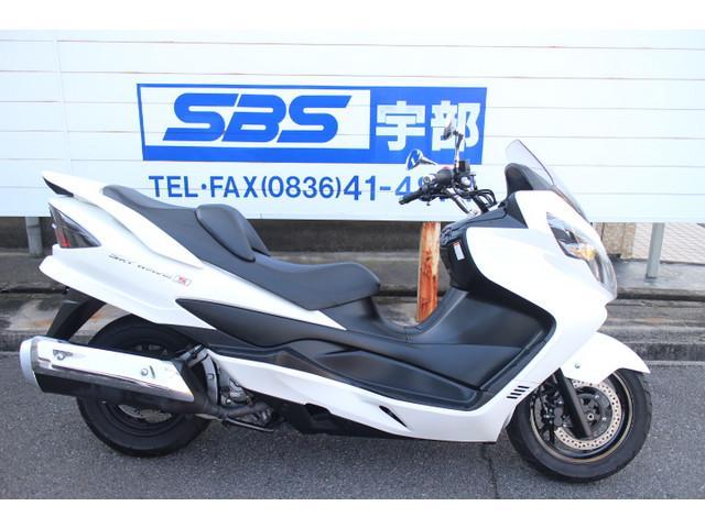 スズキ スカイウェイブ250 タイプS ワンオーナー車の画像(山口県
