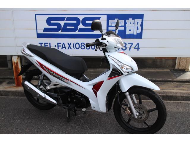 ホンダ WAVE125i ヘルメットイン キャストホイール ワンオーナー車の画像(山口県