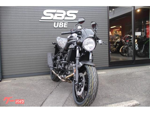 スズキ SV650X ABS 新型 4ポッドキャリパーの画像(山口県