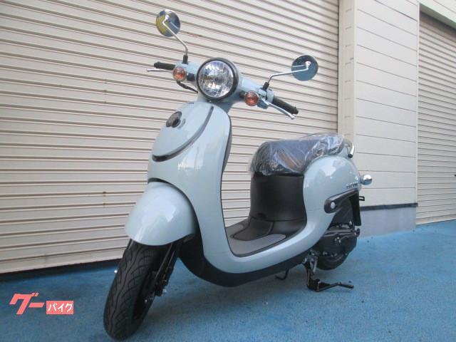 ホンダ ジョルノ 最新モデル ヘルメット付の画像(山口県