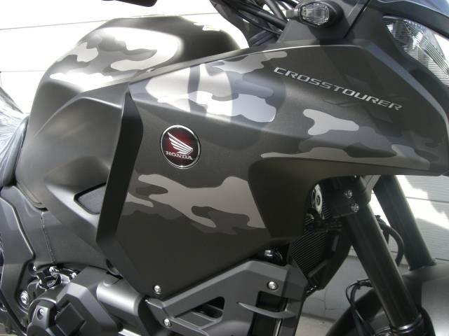 ホンダ VFR1200X DCT ETC グリップヒーターの画像(岡山県