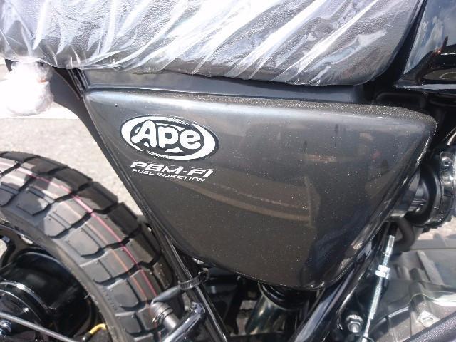 ホンダ Ape 新車の画像(岡山県