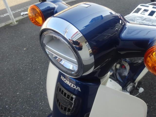 ホンダ スーパーカブ110 日本製 LEDヘッドライトの画像(岡山県