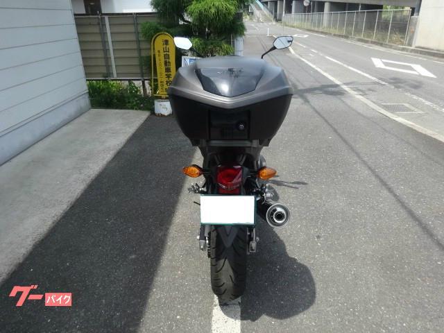 ホンダ NC750S DCT ABS リアボックス ローシートの画像(岡山県