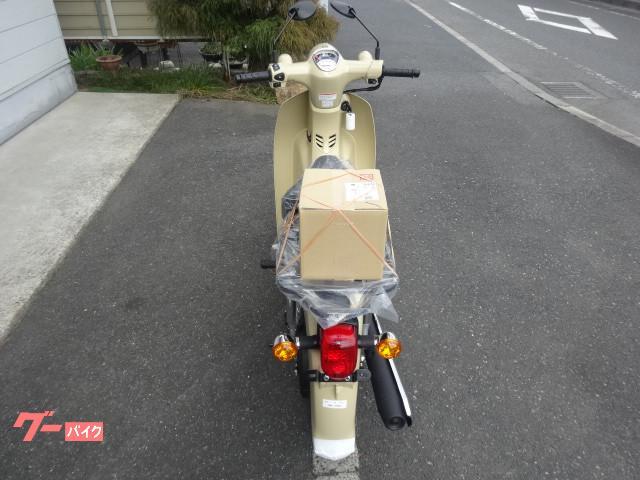 ホンダ スーパーカブ50ストリートの画像(岡山県