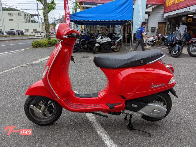 VESPA LX125ie i-GETの画像(広島県