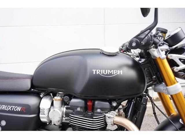 TRIUMPH スラクストン1200Rの画像(広島県