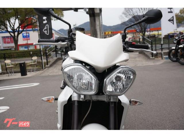 TRIUMPH ストリートトリプルRの画像(広島県