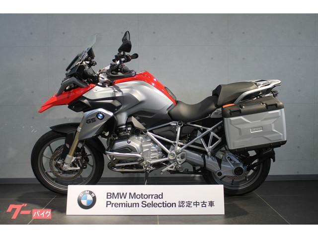 BMW R1200GS 2013年モデル ETC BMW認定中古車の画像(広島県