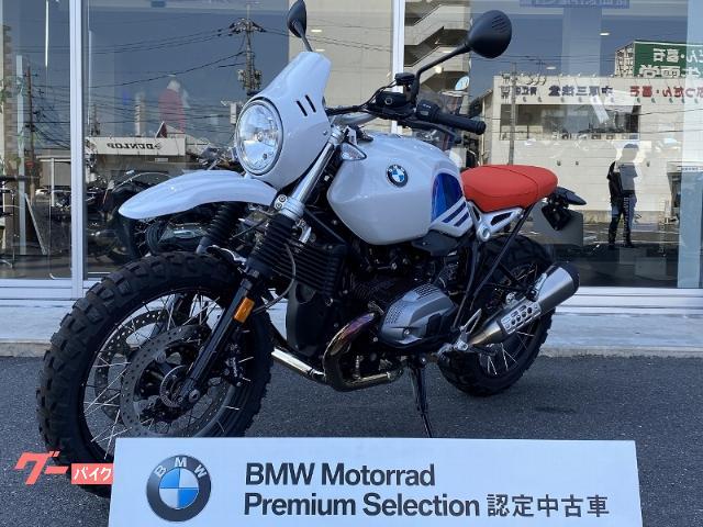 R nineT アーバン G/S 2018年モデル ETC ASC BMW認定中古車 スペアキー&取説あり