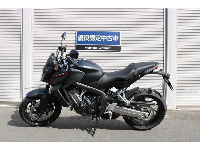 ホンダ CB650F 2014年モデルの画像(広島県