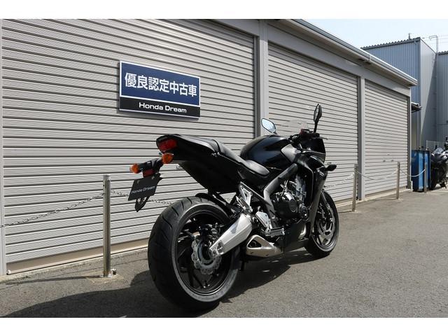 ホンダ CBR650F 2014年モデルの画像(広島県