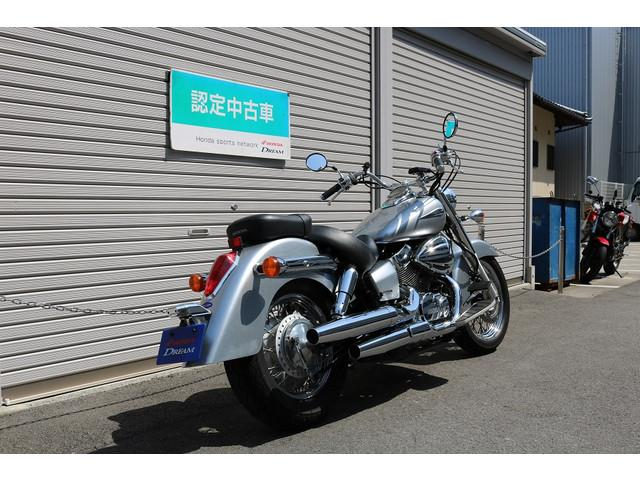 ホンダ シャドウ400クラシック ETC装備の画像(広島県