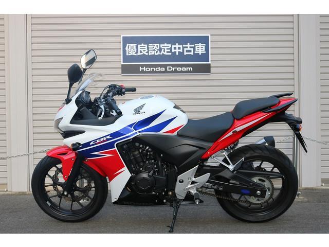 ホンダ CBR400R ETC装備の画像(広島県