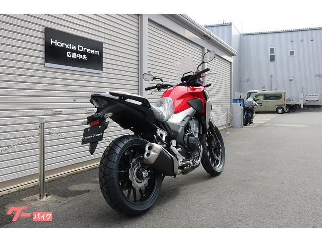 ホンダ 400X ABS 2019年モデルの画像(広島県