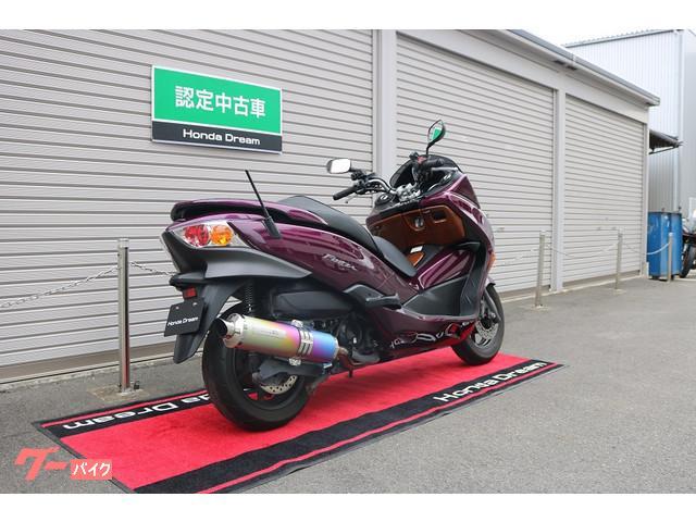 ホンダ フォルツァ・Z オーディオパッケージ モリワキマフラー装備の画像(広島県