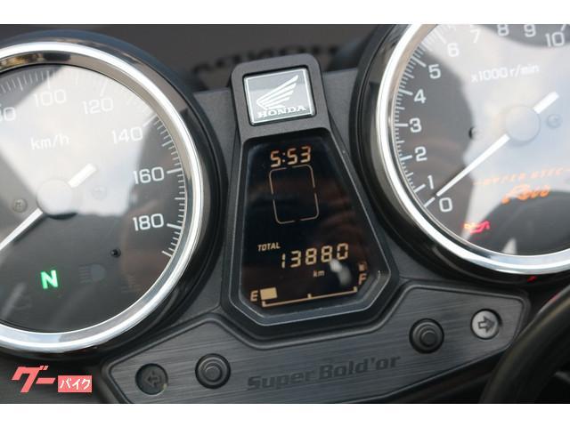 ホンダ CB400Super ボルドール VTEC Revo 2014年モデルの画像(広島県