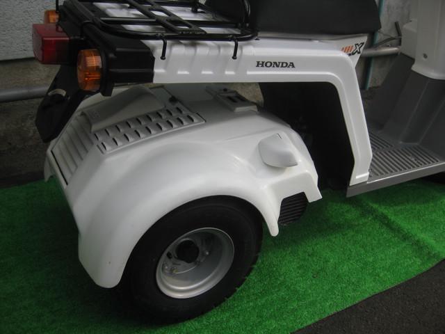 ホンダ ジャイロX 2スト 後期モデルの画像(広島県