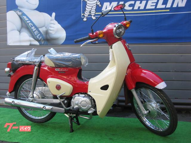 ホンダ スーパーカブ50 60周年記念モデルの画像(広島県