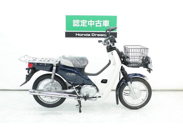 ホンダ スーパーカブ110プロの画像(山口県