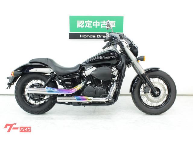 ホンダ シャドウファントム750 モリワキマフラー付の画像(山口県