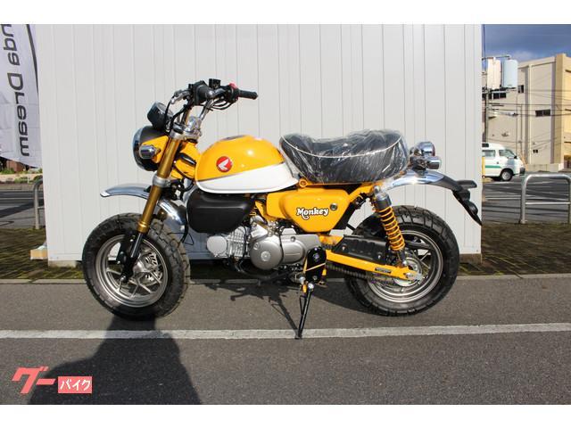 ホンダ モンキー125 ABSの画像(山口県