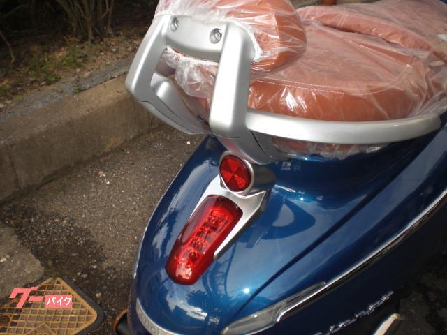 PEUGEOT ジャンゴ125 リミテッド 限定モデルの画像(岡山県