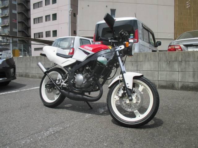 ヤマハ TZR50Rの画像(岡山県