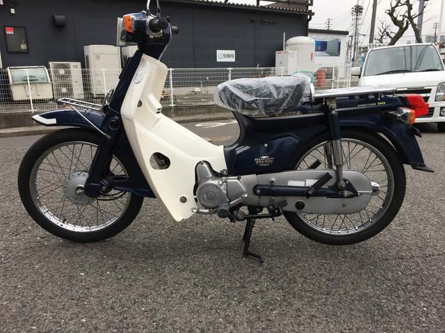 ホンダ スーパーカブ90カスタムの画像(岡山県
