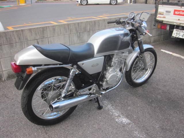 ホンダ GB250クラブマンの画像(岡山県