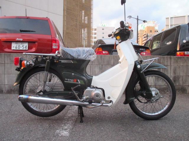 ホンダ スーパーカブ50DXの画像(岡山県