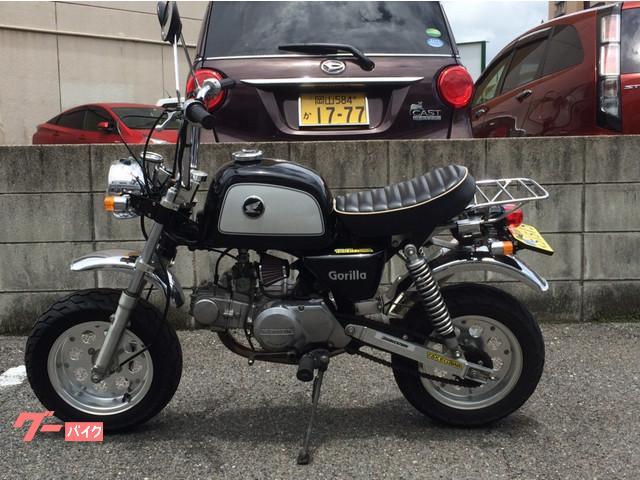 ホンダ ゴリラ 88ccの画像(岡山県