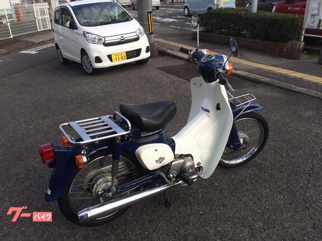 ホンダ スーパーカブ50の画像(岡山県