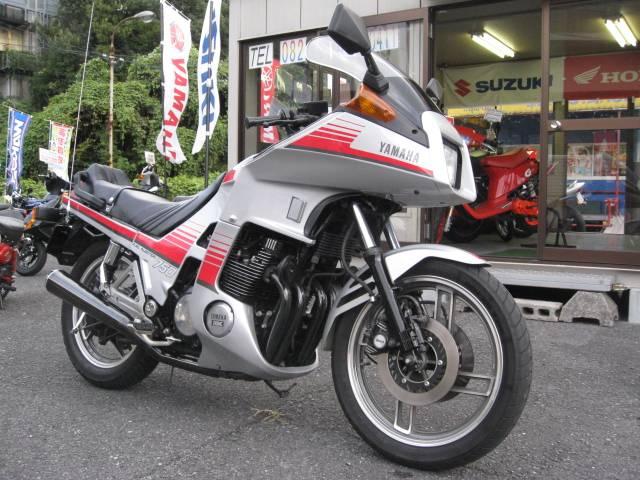 ヤマハ XJ750D オーディオ限定車の画像(広島県
